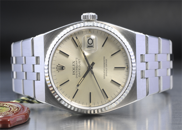 Rolex klockor