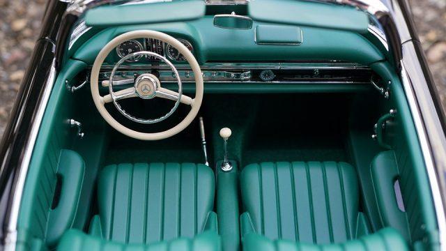 Testade något nytt och köpte bildelar online